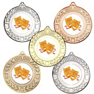 Drama Wreath Medals