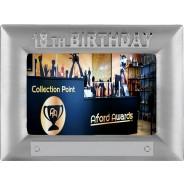 18th Birthday Metal Photo Frame