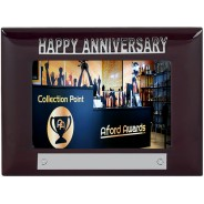 Happy Anniversary Wooden Photo Frame
