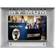 My Mum Metal Photo Frame