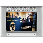 Memories Metal Photo Frame