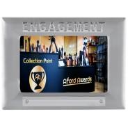 Engagement Metal Photo Frame