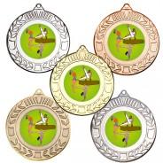 Gymnastics Wreath Medals
