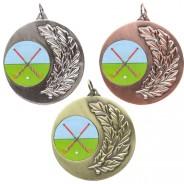 Hockey Laurel Medals