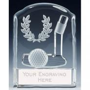 Precision Golf Putter Glass