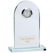 Traverse Crystal Clock