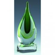 Turner Green Art Glass
