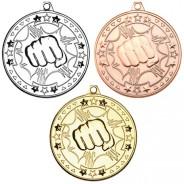 Martial Arts 'Tri Star' Medal