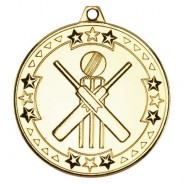 Cricket 'Tri Star' Medal