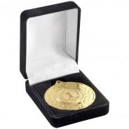 Deluxe Black Medal Box