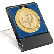 Plastic Medal Box with Clear Lid