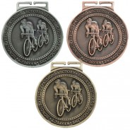 Olympia Cycling Medal Antique