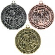 Olympia Triathlon Medal Antique