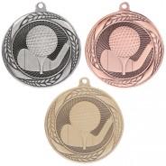 Typhoon Golf Medal