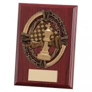 Maverick Apollo Chess Plaque
