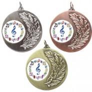 Music Laurel Medals