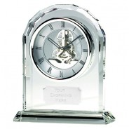 Epoch Clock with Plate