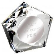 Diamond Star PaperWeight