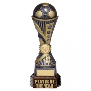 All Stars Football Player Of The Year Antique Silver & Gold