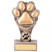 Falcon Dog Paw Award