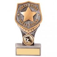 Falcon Achievement Well Done Award