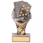 Falcon Poker Cards Award