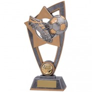Star Blast Football Boot & Ball Award