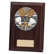 Phoenix Badminton Plaque