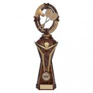 Maverick Badminton Heavyweight Award Antique Bronze & Gold