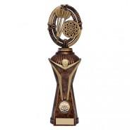 Maverick Darts Heavyweight Award Antique Bronze & Gold