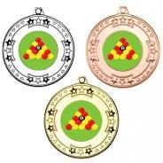 Pool Tri Star Medals