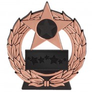 Mega Star Plaque