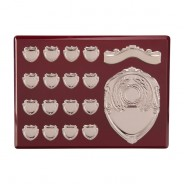 Supreme Rosewood Annual Plaque