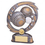 Sonic Boom Lawn Bowls Award