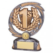 Sonic Boom Achievement Award 1st Place