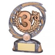 Sonic Boom Achievement Award 3rd Place