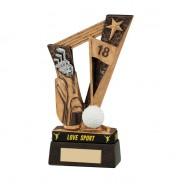 Victory Golf Award & TB