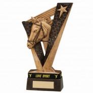 Victory Equestrian Award & TB