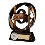 Typhoon Dog Agility Award