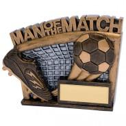 Agility Football Man Of The Match Award