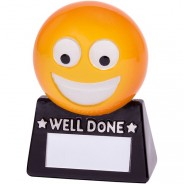 Smiler Well Done Fun Award