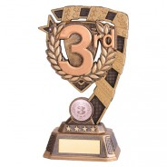 Euphoria Achievement Award 3rd Place