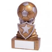 Shield Football Mini Award