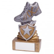 Shield Running Mini Award