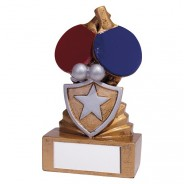 Shield Table Tennis Mini Award
