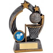 Silver and Gold Netball Star Award