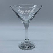 Rink Drink Martini Cocktail Glass 175ml