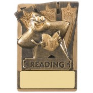 Mini Magnetic Reading Award