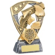 Clay Shooting Theme Trophy