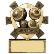 Lawn Bowls Mini Shield